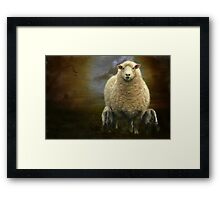 """Cool Mama ..."" Framed Print"