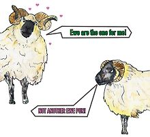 Ewe are the one for me! by harryroxford