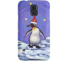 Penguin Christmas Samsung Galaxy Case/Skin