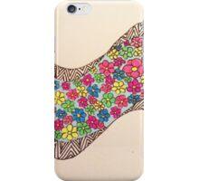 River of Dancing Flowers  iPhone Case/Skin