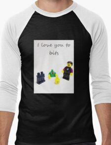 Lego love you to bits T-Shirt