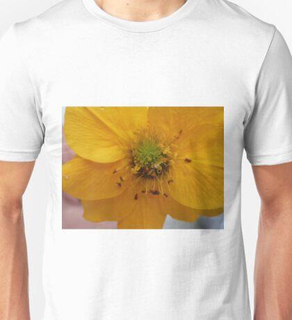 yellow bloom Unisex T-Shirt
