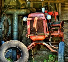 Just a Tractor by Monica M. Scanlan