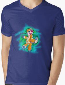 バンデットBANDETTO  Mens V-Neck T-Shirt