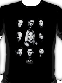 Buffy Cast T-Shirt