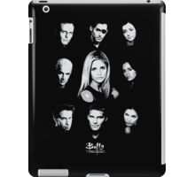 Buffy Cast iPad Case/Skin