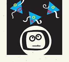 spaced man by Noah Reynolds