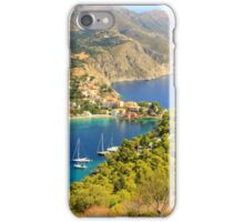 Mountain Top View - Assos Village iPhone Case/Skin