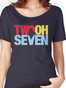 Maine Two Oh Seven Women's Relaxed Fit T-Shirt