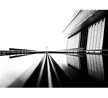 Upwards Photographic Print