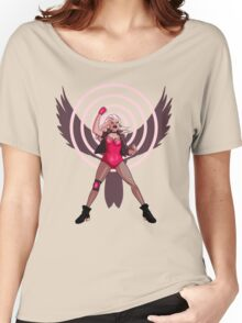 Canary Cry! Black Canary Women's Relaxed Fit T-Shirt