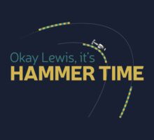 Okay Lewis, it's hammer time Kids Clothes
