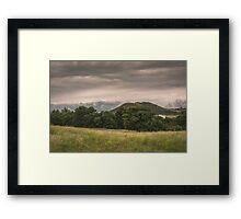 Craigmillar Framed Print