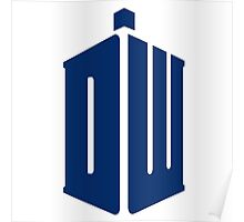 Doctor Who: Logo Model 1 Poster