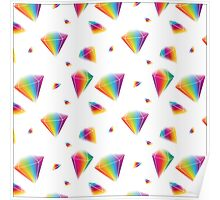 Rainbow Crystals Skyfall Poster