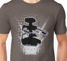 Super Smash Bros NES ROB Silhouette Unisex T-Shirt