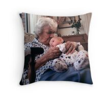 Great Grandson Throw Pillow