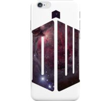 Doctor Who: Logo Model 2 iPhone Case/Skin