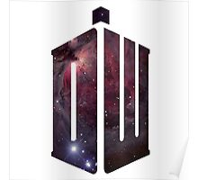 Doctor Who: Logo Model 2 Poster