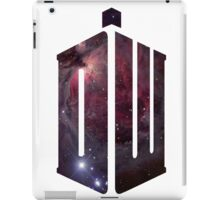 Doctor Who: Logo Model 2 iPad Case/Skin