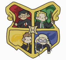 GeekyCon Exclusive Crest Kids Clothes