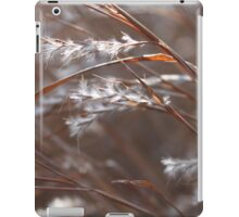 Wind Blown Grass iPad Case/Skin