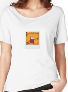 Monkey Luggage Women's Relaxed Fit T-Shirt