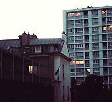 Paris - 17:00pm by Joseph Paris