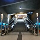 Subway Bochum City Hall by kraftseins