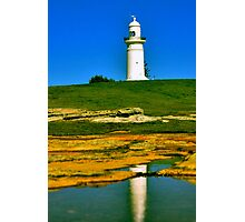 Macquarie Lighthouse 160810a Photographic Print