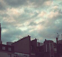 Paris - 17:03pm by Joseph Paris