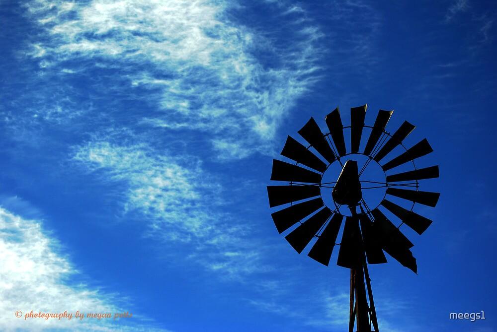 windmill by meegs1