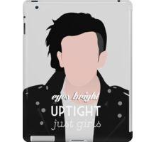 1975 Matt Healy Girls iPad Case/Skin