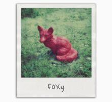 Foxy by Paul Scrafton