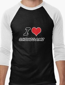 I love shinigami Men's Baseball ¾ T-Shirt