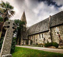 Devoran Church by Simon Marsden
