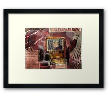 Helios Brave New World Framed Print