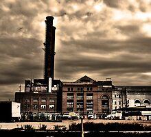 Industrial REVOLUTION  by Bridgette O'Keefe