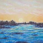Montrose Sunset - Montrose, Scotland by MicRiddy
