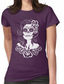 Muertos Tee Womens Fitted T-Shirt
