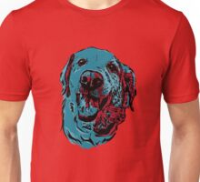 Patriotic Golden Retriever Unisex T-Shirt