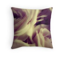 {A rose, by any other name} Throw Pillow