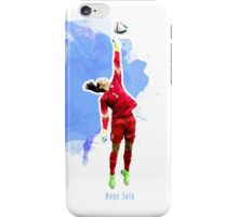 USWNT IPhone Case (Hope Solo) iPhone Case/Skin