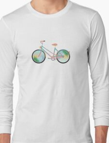 Pimp my bike Long Sleeve T-Shirt