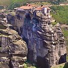 Meteora by David Davies