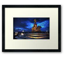 Piazzale Michelangelo Framed Print