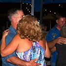 Dancing at the wedding party by  B. Randi Bailey