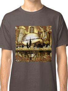 chicago city skyline 3 Classic T-Shirt