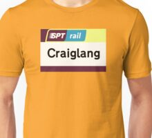 Craiglang Station Sign Unisex T-Shirt