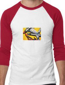 Toy Planes Men's Baseball ¾ T-Shirt